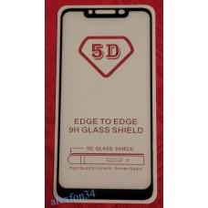Защитное стекло на Xiaomi Redmi Note 6 Pro