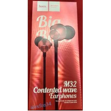 Наушники HOCO M32 Contented Wave Earphones with Mic