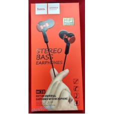 Наушники HOCO M38 Stereo Bass Earphones Universal Earphones with Mic